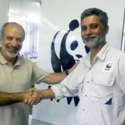 WWF Assinatura Acordo Parceria